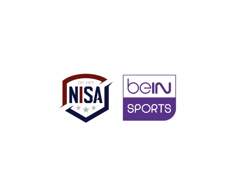 National Independent Soccer Association Launches  Broadcast Partnership with Global Leader beIN SPORTS In U.S. and Canada